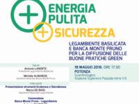 Banca Monte Pruno e Legambiente Basilicata in partnership per l'ambiente e il territorio