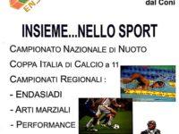 Al Centro Sportivo Meridionale tre giornate dedicate allo sport con competizioni dall'1 al 3 giugno