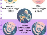 VIAGGI SPERANZA organizza concerto Vasco Rossi, Riki, Laura Pausini, The Giornalisti, Ghali, Baglioni