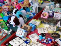 Prodotti non sicuri al mercato di Montano Antilia. Sequestrati 600 pezzi tra giocattoli e casalinghi