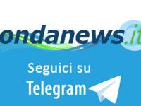 Le principali notizie di Ondanews arrivano sul canale Telegram