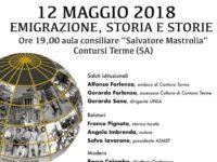 """Domani a Contursi Terme si parla di sacrifici e rinunce nell'evento """"Emigrazione, storia e storie"""""""
