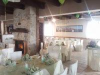 All'Erbanito di San Rufo le cerimonie più importanti con una vasta scelta di menu