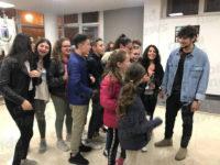 """Il ballerino di """"Amici"""" Vittorio Ardovino ospite alla """"Festa della Primavera"""" a Sant'Arsenio"""