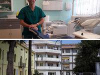 Ospedale di Polla, l'Asl investe sull'Odontostomatologia. Importanti interventi del dottor Pentangelo