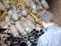 """La Guardia di Finanza sequestra 50 kg di fuochi d'artificio illegali sulla """"Cilentana"""""""