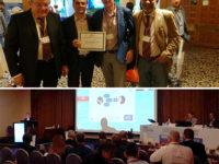 Il dottor Montano, dell'ospedale di Oliveto Citra, riceve il premio per la comunicazione scientifica