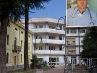 Ospedale di Polla. Silvio Saponara è il nuovo primario del reparto di Cardiologia