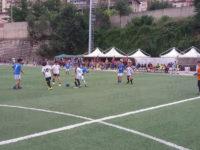 """Centinaia di piccoli calciatori protagonisti della prima edizione del """"Torneo Città di Sala Consilina"""""""