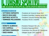 Turismo e sport al centro del convegno organizzato domani dalla Metasport di San Rufo