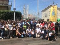 Teggiano: consegnata la Costituzione italiana ai diciottenni in occasione della Festa della Repubblica