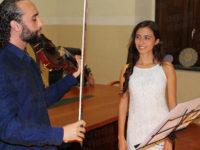 Ayran Nicodemo, primo violinista dell'Opera di Rio de Janeiro di origini cilentane, incanta Morigerati
