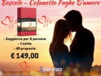 """Una """"fuga d'amore"""" con le proposte dell'agenzia Speranza Viaggi per le coppie di innamorati"""
