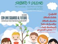 """San Pietro al Tanagro: il 9 giugno a """"BimbinVilla"""" la piantumazione dell'albero per i nati nel 2017"""