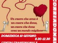 Ospedale di Polla. Domani raccolta straordinaria di sangue presso il Centro Trasfusionale