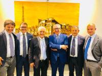 """La Banca Monte Pruno presente a Roma per l'inaugurazione del primo Art Hotel """"Made in Lucania"""""""