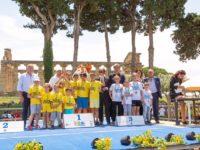 """Grande successo per la finale regionale della II edizione di """"Sport in…Comune"""" a Capaccio Paestum"""