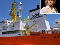 """Salvini blocca la nave Aquarius con 629 migranti. Il sindaco di Sapri:""""Il nostro Porto resta aperto"""""""
