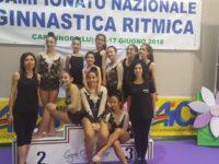 Ottimi risultati per le atlete della Kodokan Ginnastica al Campionato Nazionale a Capannori
