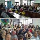 Atena Lucana: il neo sindaco Luigi Vertucci presta il giuramento nel primo Consiglio comunale