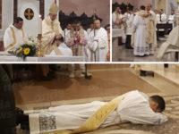 Diocesi di Teggiano-Policastro in festa per l'Ordinazione Presbiterale di don Fabio Pannullo