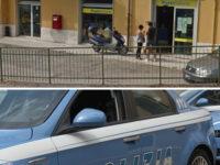 Armati di pistola rapinano l'ufficio postale di via Messina a Potenza. Bottino di circa 200mila euro