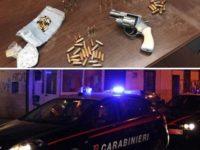 Trovato in auto con un revolver e della droga. Arrestato noto pregiudicato di Eboli