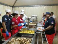 Pertosa: volge al termine l'esercitazione sulla sicurezza alimentare in caso d'emergenza