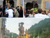 Forte emozione, tradizione e devozione a Montesano per i festeggiamenti in onore di Sant'Antonio