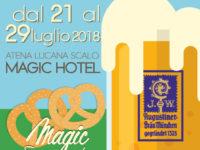 """Dal 21 al 29 luglio – al MAGIC HOTEL – La Festa della birra """"Augustiner fest"""", l'originale bavarese"""