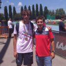 Il giovane atleta Giuseppe Filpi di Agropoli è Campione Nazionale e si prepara per gli Europei di Gyor