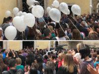 Sala Consilina: dolore e commozione per l'ultimo saluto a Rosaria Lobascio