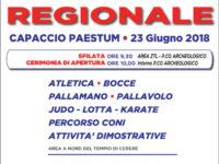 """Domani a Paestum appuntamento con la seconda edizione di """"Sport in Comune"""""""