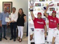 Giovanni Lisa di Sassano sul podio del XVII Campionato Mondiale del Pizzaiuolo a Napoli