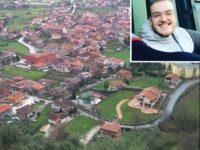 San Pietro al Tanagro affranta per la morte di Giuseppe Amato, il 21enne morto in seguito a un incidente