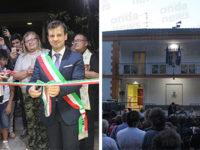 Il Municipio di Vietri di Potenza ritorna al centro del paese. Inaugurata la sede in Viale Tracciolino