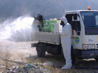 Sant'Arsenio: intervento di disinfestazione sul territorio nella notte tra il 25 e il 26 settembre