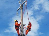 Effettuato ad Eboli il primo intervento di Enel Energia su una linea elettrica senza interruzione