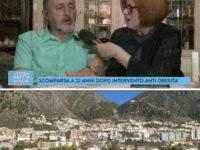 """Sala Consilina, morte Rosaria Lobascio. I genitori ospiti a """"La Vita in Diretta"""""""