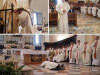 Gioia ed emozione per l'ordinazione presbiterale di don Angelo Pellegrino di Caselle in Pittari