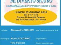 Domani il sindaco di Roscigno Pino Palmieri a Roma per discutere di contrasto all'uso di droga e alcol