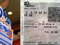 """La dea bendata bacia Moliterno. Fortunato giocatore incassa 50mila euro con una giocata al """"10 e Lotto"""""""