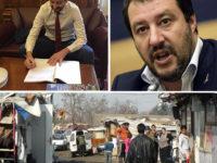 Censimento Rom.Il deputato potentino Roberto Speranza denuncia Salvini per istigazione all'odio razziale