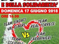 Viggiano: domani 25^ Giornata dello Sport e della Solidarietà dell'Associazione Nazionale Tumori