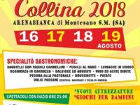Dal 16 al 19 agosto – Festa della Collina ad Arenabianca di Montesano