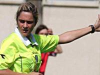 Ernesto Dell'Isola e Maria Marotta, arbitri della sezione AIA di Sapri, promossi in Serie C
