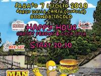 """Questa sera a Buonabitacolo l'evento sociale ed enogastronomico """"Le Terrazze"""" dell'Associazione Fermento"""