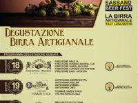 """Al """"Sassano Beer Fest"""" degustazioni riservate con i Beer Sommelier e piatti tipici locali ed esteri"""
