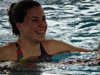 Federica Zito, giovane atleta di Felitto, in Nazionale per i Mondiali di nuoto pinnato a Belgrado