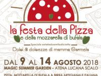 Dal 9 al 14 agosto – al MAGIC HOTEL – La Festa della pizza e della mozzarella di bufala